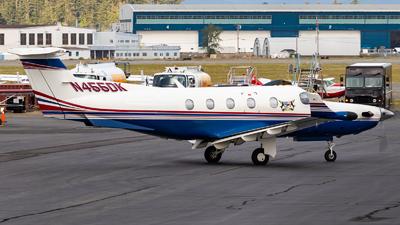 N455DK - Pilatus PC-12/45 - Private