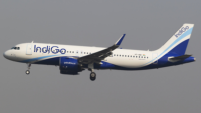 VT-ISE - Airbus A320-271N - IndiGo Airlines