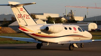 OE-FZC - Cessna 510 Citation Mustang - GlobeAir