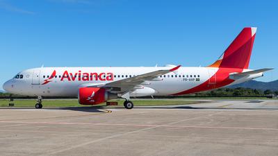 PR-AVP - Airbus A320-214 - Avianca Brasil