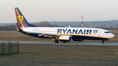 EI-FZK - Boeing 737-8AS - Ryanair