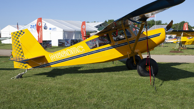N660BC - American Champion 8GCBC Super Scout - Private