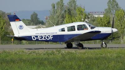 D-EZOF - Piper PA-28-181 Archer II - Private