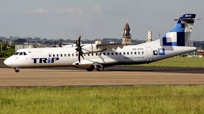 PP-PTR - ATR 72-212A(500) - TRIP Linhas Aéreas