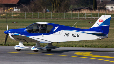 HB-KLB - Robin DR401/155CDI - Private