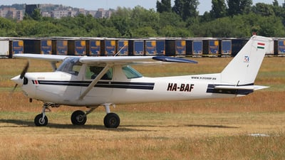 HA-BAF - Reims-Cessna F152 II - Fly Coop