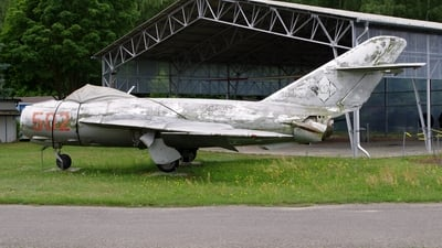 502 - Mikoyan-Gurevich Mig-17F Fresco - German Democratic Republic - Air Force