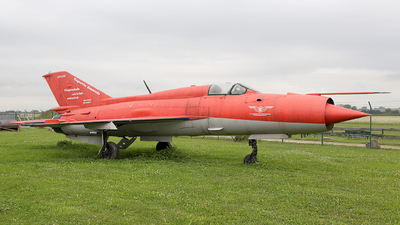 771 - Mikoyan-Gurevich MiG-21SPS Fishbed F - Private