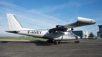 A picture of FHVEY - Vulcanair P68 - [41505] - © Pierre VINCENT