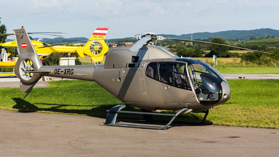 OE-XRG - Eurocopter EC 120B Colibri - Aerial Helicopter