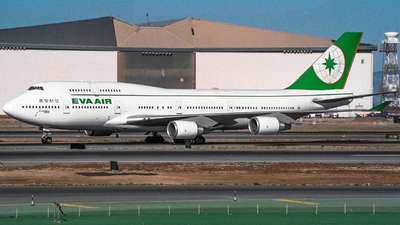 B-16462 - Boeing 747-45E(M) - Eva Air