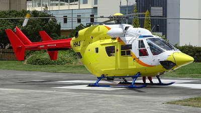 ZK-HHJ - MBB-Kawasaki BK117B-2 - Phillips Search & Rescue