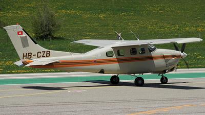HB-CZB - Cessna P210N Pressurized Centurion II - Private