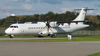 OY-YAN - ATR 72-212A(500) - Nordic Aviation Capital (NAC)