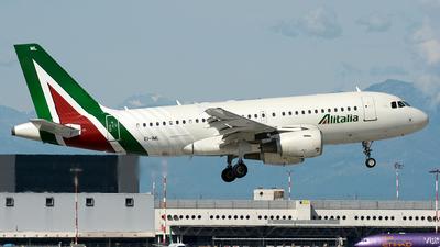 EI-IML - Airbus A319-112 - Alitalia