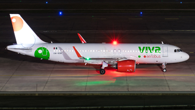 A picture of XAVIN - Airbus A320271N - VivaAerobus - © Positive Rate Photography
