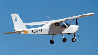 EC-FK6 - Tecnam P92 Echo - Escuela de Pilotos de Casarrubios del Monte