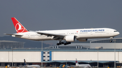 A picture of TCLJE - Boeing 7773F2(ER) - Turkish Airlines - © Zongzha_Kaiguan