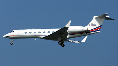 B-90609 - Gulfstream G550 - Private