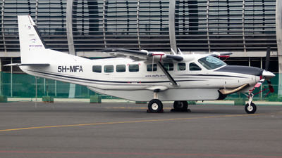 5H-MFA - Cessna 208B Grand Caravan - My Fly Aviation