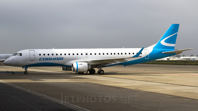 D-AEMG - Embraer 190-100LR - Cobham Aviation Services Australia