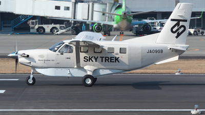 JA09GB - Quest Aircraft Kodiak 100 - Sky Trek Airlines