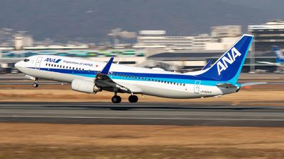 JA62AN - Boeing 737-881 - All Nippon Airways (ANA)