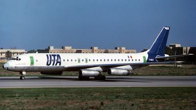 F-BOLF - Douglas DC-8-62 - Union de Transports Aériens (UTA)