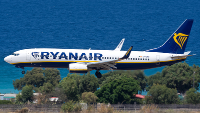 EI-ENO - Boeing 737-8AS - Ryanair