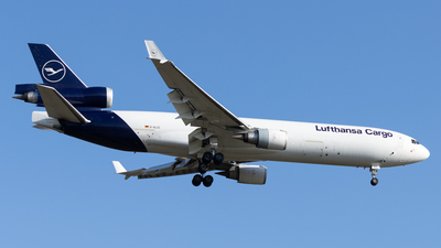 A picture of DALCC - McDonnell Douglas MD11F - Lufthansa Cargo - © Michael Knüfer