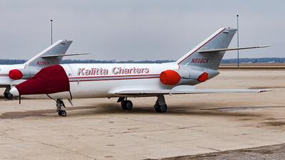 N808CK - Dassault Falcon 20 - Kalitta Charters