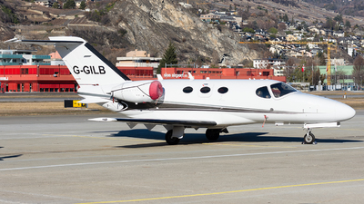 G-GILB - Cessna 510 Citation Mustang - Catreus Ltd
