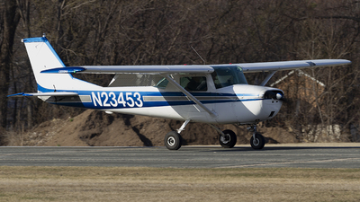 N23453 - Cessna 150H - Private