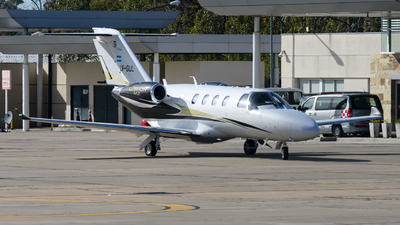 LV-GUL - Cessna 525 CitationJet M2 - Private