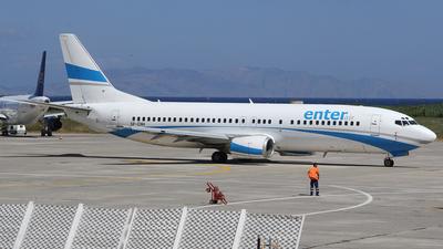 SP-ENH - Boeing 737-405 - Enter Air