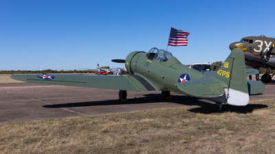 N9820C - North American SNJ-6 Texan - Commemorative Air Force