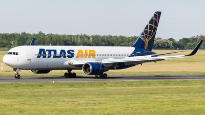 A picture of N649GT - Boeing 767375(ER) - Atlas Air - © Michal Furmanczak