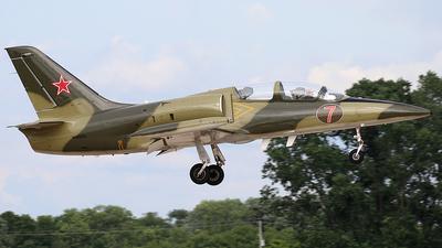 N995X - Aero L-39C Albatros - Private
