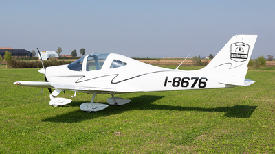 I-8676 - Tecnam P2002 Sierra - Private
