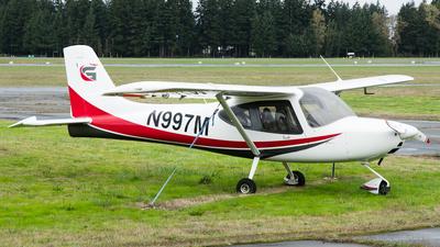 N997M - Glasair Merlin M-1 - Glasair