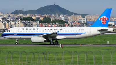 A picture of B6652 - Airbus A320232 - China Southern Airlines - © Bobby Liu