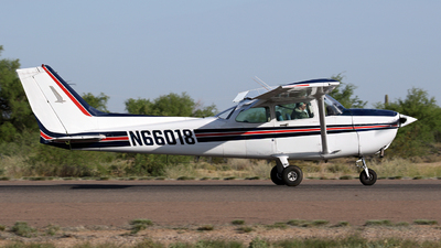 N66018 - Cessna 172P Skyhawk - Private
