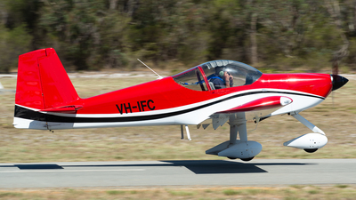VH-IFC - Vans RV-14A - Private
