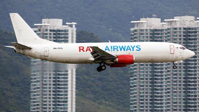 9M-RZA - Boeing 737-4Q3(SF) - Raya Airways