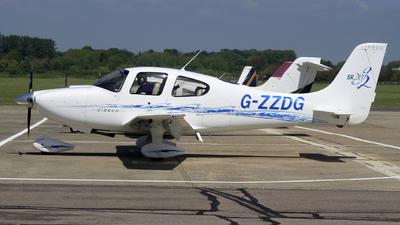 G-ZZDG - Cirrus SR20 - Private