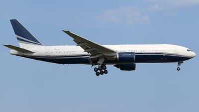 N777UK - Boeing 777-212(ER) - Polaris Aviation Solutions