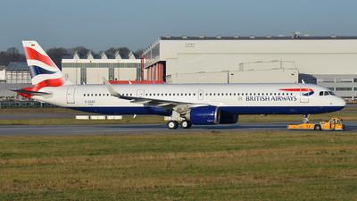 D-AZAS - Airbus A321-251NX - British Airways