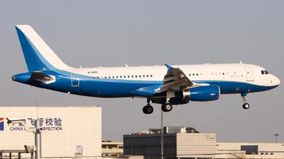A picture of B8415 - Airbus A320232(CJ) Prestige -  - © Dream it possible.