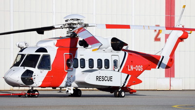 A picture of LNOQS - Sikorsky S92A - CHC Helikopter Service - © R.Rimestad