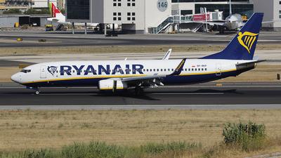 SP-RKP - Boeing 737-8AS - Ryanair Sun